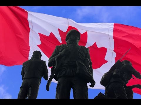 God Bless You Canada: Patriotic Song & Slideshow