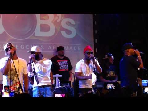 "Jagged Edge Performs "" Gotta Be ""  SOBs NYC"