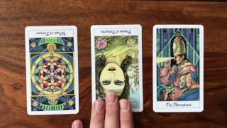 Hi! Welcome to your daily tarot reading! Please like and share! Visit http://www.gregoryscott.com/tarot-astrology for private horoscope, tarot and numerology readings.With love and light, Gregory