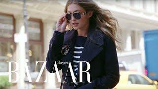 A Day In the Life of Gigi Hadid | Harper's BAZAAR