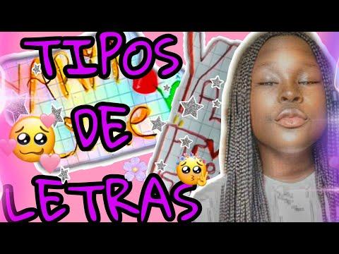 COMO HACER DIFERENTES TIPOS DE LETRAS!!😱 ¿CURSIVA? ( YARII LIKE)😍
