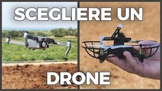 Quale DRONE fa per te? Video