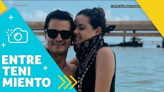 Peña Nieto y su hija disfrutan un día de playa y ¿Tania? | Un Nuevo Día | Telemundo