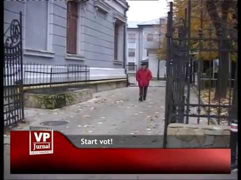 Alegeri prezidențiale – Jurnal special VP TV – ora 9.00