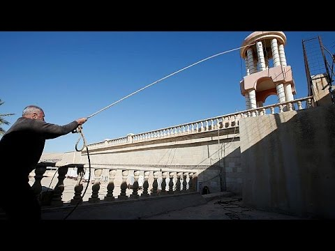 Ιράκ: Στη θέση του σταυρός εκκλησίας που είχε καταστραφεί από το ΙΚΙΛ