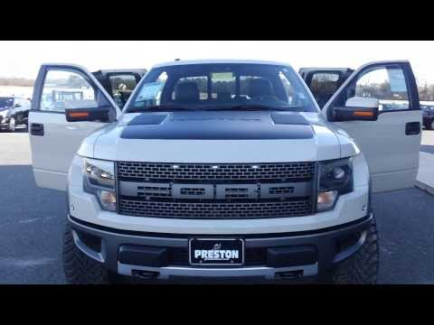 2013 Ford F150 Raptor SVT used Ford F150 SVT for sale  # DX40332A