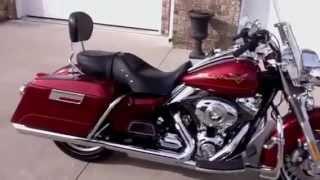 10. 2010 Harley Davidson Road King FLHR