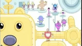 """Wow! Wow! Wubbzy! - """"Robot Dance"""""""