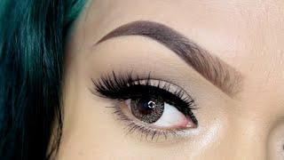 How To: Perfect Eyebrows *UPDATED* | LoLo Love - YouTube