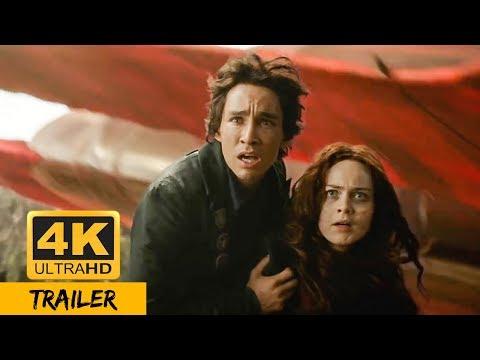 Mortal Engines (2018) Official Trailer #2 - 4K Ultra HD
