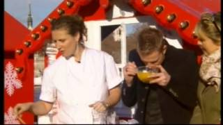 This Morning Nicky Byrne cooking Dec 2007