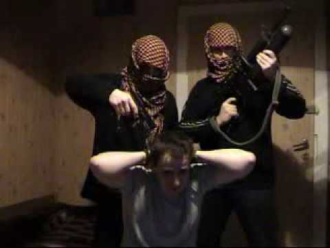Kabaret Altanka - Oda do Skeczu (Terroryści)