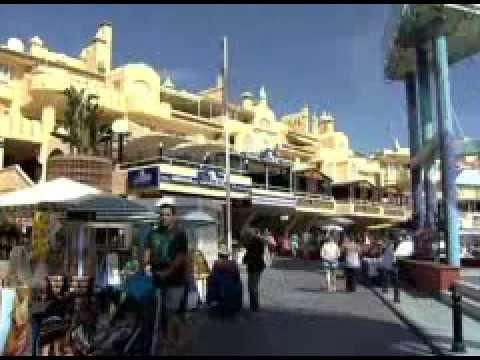 Puerto Deportivo de Benalmádena Video