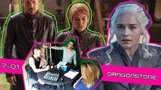 """""""Game of Thrones"""" ist endlich zurück! Und damit auch die wöchentlichen Besprechungen der neuen Folgen im Podcast der Serienjunkies. Wir stürzen uns wagemutig..."""
