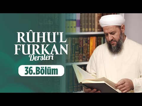 İsmail Hünerlice Hocaefendi İle Tefsir Dersleri 36.Bölüm 10 Ocak 2017 Lalegül TV