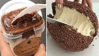 Best Birthday Chocolate Cake Decorating Tutorial | Easy Chocolate Cake Recipes | Top Yummy Cake