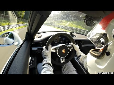 Fast Lap Around Monza Circuit in a Porsche 991 GT3 with Pure Sounds!