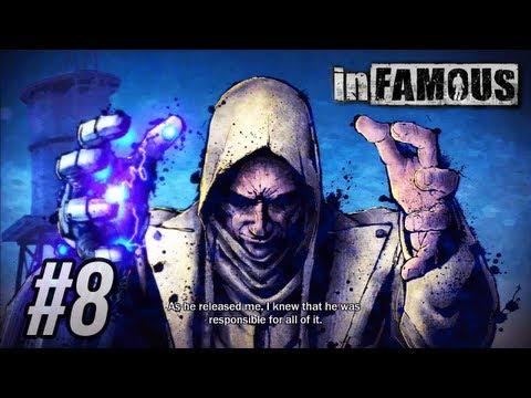 "inFAMOUS - Episode 8 ""Static Thrusters"" (Good Karma / Platinum Guide)"