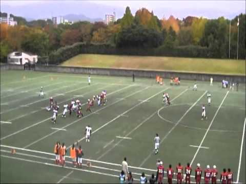 佐賀大学 アメリカンフットボール部 TOMCATS PV