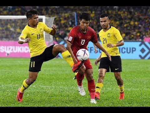 Малайзия - Вьетнам 2:2. Видеообзор матча 11.12.2018. Видео голов и опасных моментов игры