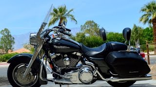 10. 2007 Harley Davidson Road King For Sale www.samscycle.net