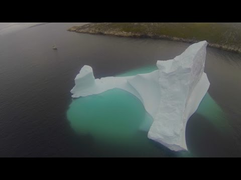 Nuuk Drone Video