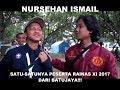 Menjenguk Kak Sehan, Peserta Rainas XI 2017 dari Kwarran Batujaya