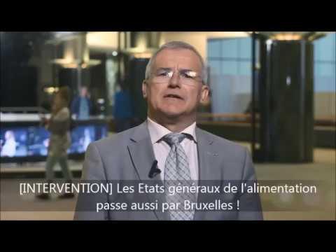 [INTERVENTION] Pour réussir, les Etats Généraux de l'Agriculture passent aussi par Bruxelles