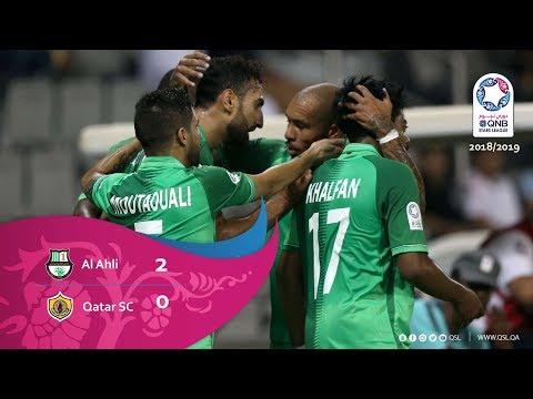 Аль-Ахли - Катар СК 2:0. Видеообзор матча 10.08.2018. Видео голов и опасных моментов игры