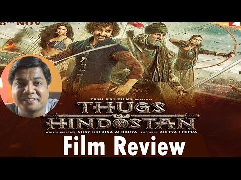 Thugs of Hindostan Review by Saahil Chandel | Amir Khan | Amitabh Bachhan