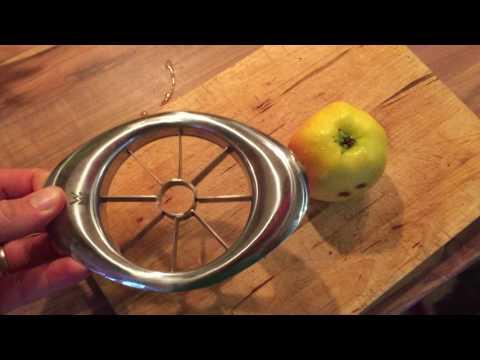 Erfahrung: WMF Apfelschneider - Robust und Langlebig