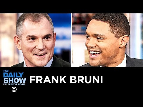 Frank Bruni - The Whiplash Experience of Trump's Second State of the Union | The Daily Show