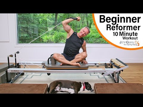 10 Minute Beginner Reformer Workout