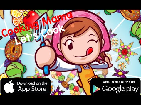 MASAK YUK!! - Cooking Mama Let's Cook!(iOS/Android Game)