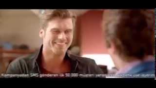 Kıvanç Tatlıtuğ ve İlker Ayrık - Akbank Neo Reklamı - Zıt İkizler