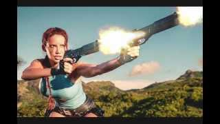 Unauthorized NSFW Lara Croft Latex Sexy Tomb Rubber Trailer You Were Never Meant To See...