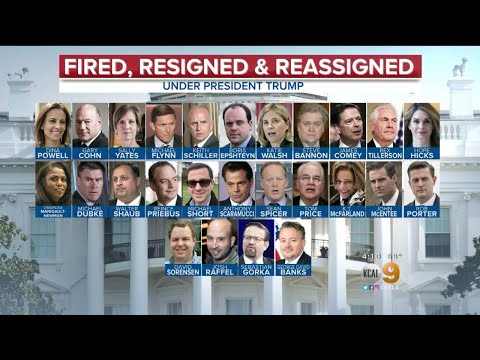 White House Firings: No Immediate Staff Changes, Assures John Kelly