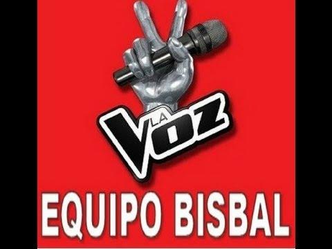 La Voz España: #EquipoBisbal