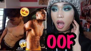 Reacting To Shirtless Filipino Guys TikTok