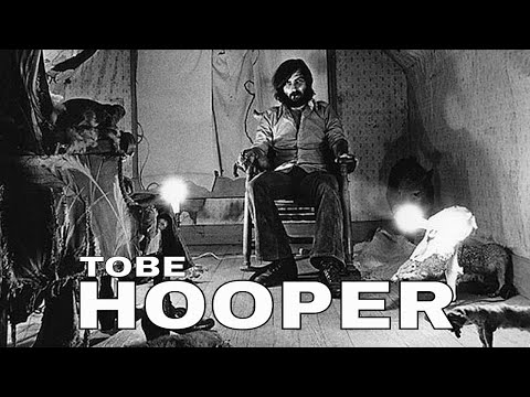 Working with a master: TOBE HOOPER
