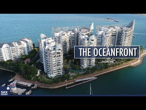 The Oceanfront @ Sentosa Cove on X-Drone