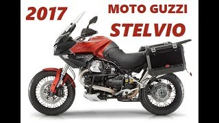 6. Moto Guzzi Stelvio Test ride