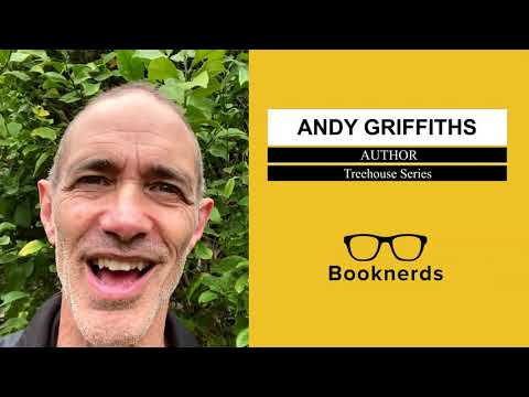 Testimonial|Andy Griffiths|Writer|Treehouse Series