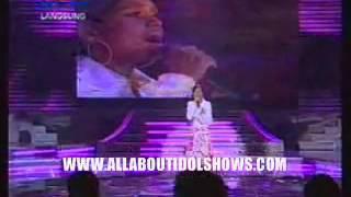 Download Lagu 20080516 Jaclyn Victor - Mencintaimu + Pilihlah Aku (Kris Dayanti) + Gemilang @Indonesian Idol 5 Mp3