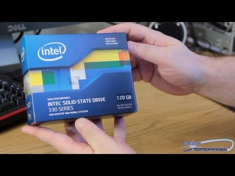 120gb - Intel 330 Series 120GB SSD Unboxing and Review Intel 330 Series 120GB at Amazon: http://goo.gl/UOph9 Check out our Website: http://www.techoftomorrow.com Lik...