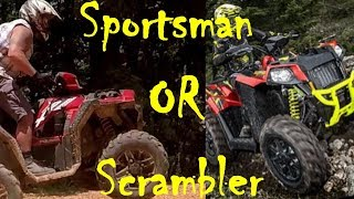 9. Polaris Scrambler XP1000 or Sportsman XP1000