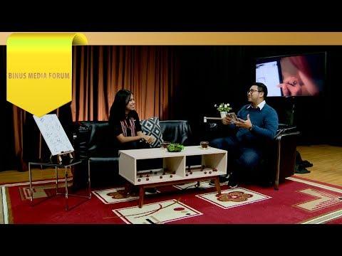 BINUS MEDIA FORUM – Nadia Atmaji – Di Balik Senyum Seorang Reporter Metro TV