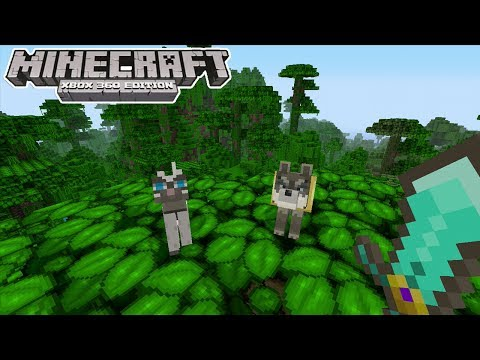Minecraft Xbox - Fantasy Texture Pack - First Look Showcase!