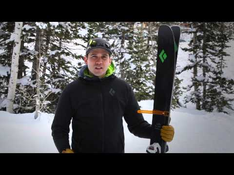 2014 Black Diamond Amperage Ski Overview 