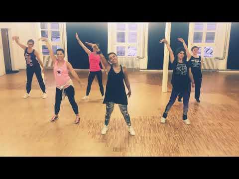 U don't know-Justine Skye ft. Wizkid/ Mash Up Dance-Fitness by Sisa